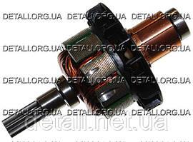 Якорь шуруповерт аккумуляторный Makita BTD 140 / 146 ( 72*31 7-з прямо) оригинал 619372-8 / 619247-1