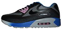 "Мужские кроссовки Nike Air Max 90 Lunarlon ""Pink/Blue"""
