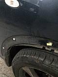 Клипса крепления колесних арок Nissan Juke, X-TRAIL, Rogue  ОЕМ: 76847-JG00A, фото 3