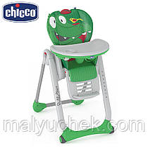Крісло для годування Chicco Polly 2 Start Crocodile