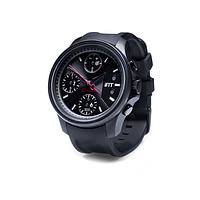Часы фитнес-браслет iFit Classic (черный)