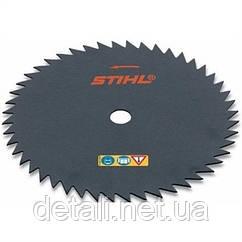 Пильный диск с остроугольными зубьями Stihl 200-80 оригинал 41127134201