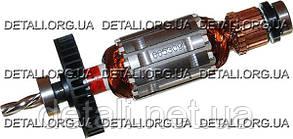 Якорь дрель Maktec (Makita) MT814 оригинал 510164-7 ( 159*35 4-з лево)