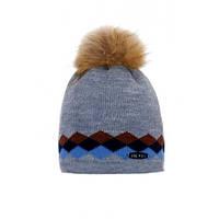 Детская шапка для мальчика с геометрическим узором, Nikola