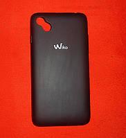 Задняя крышка / корпус Wiko Sunny черная Original