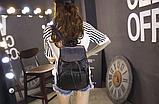 Рюкзак городской черный, фото 5