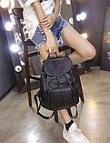 Рюкзак городской черный, фото 8