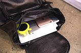 Рюкзак городской черный, фото 10
