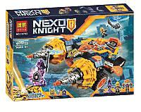 Конструктор Nexo Knight аналог (Лего ) Нексо найтс Бур-машина Акселя 404 дет. Киев