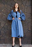 Платье вышитое IRINA, фото 1