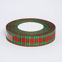 """Лента 1.5 см """"Шотландка"""", 45 м"""