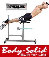 Римский стул/Пресс/Гиперэкстензия BODY SOLID Powerline PCH24X