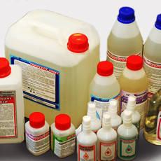 Средства для дезинфекции широкого применения