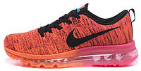 "Мужские кроссовки Nike Air Flyknit Max 2014 ""Orange"""