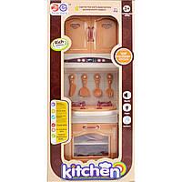 Кухня свет, звук (арт. 6835-A), пластик, Коробка с открытым окном, 36x16.8x8.5см, JAMBO, 200031196