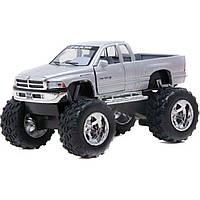 "Машина металл ""KINSMART"" KT5338W Dodge Ram (96шт/4) в кор.16*8,5*7,5cm"