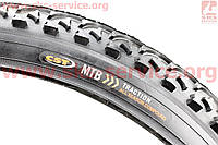 "Шины на велосипед 26""x2,35 без камеры шипованная MTB C1040N"