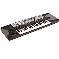 """Орган PLAY SMART MQ007FM(0889) """"Синтезатор"""" сеть,микрофон,FM-радио кор.70*23*7,5 ш.к./18/"""