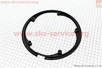 Защита шатуна пластмассовая на 5 отверстий 48Т, черная