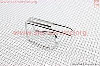 Флягодержатель алюминиевый с креплением на раму, тип 2