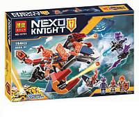 Конструктор Nexo Knight аналог (Лего 70361) Нексо найтс  Дракон Мэйси 164 дет. Киев