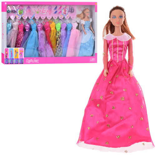 Кукла с нарядом DEFA 8362
