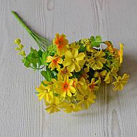 Букет ромашек (желтый)
