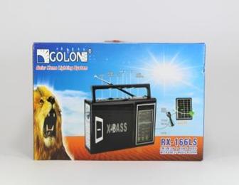 Радио с led фонариком  RX 177 LED, фото 2