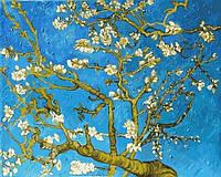 Копия Цветущие ветки миндаля