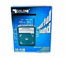 Радио с аккумулятором  GOLON RX 9100 c USB, фото 2