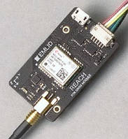 Плата GNSS RTK EMILD Reach для квадракоптеров, БПЛА и навигации
