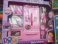 """Кухня """"Дора"""" Dora (игровой набор) муз, свет Vogue Kitchen"""