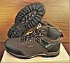 Мужские коричневые зимние ботинки кроссовки Ecco Biom, фото 4