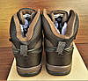 Мужские коричневые зимние ботинки кроссовки Ecco Biom, фото 5