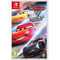 Игра для Nintendo Switch Cars 3: Driven to Win
