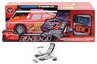 Игровой набор Машина-автотрек Тачки (Cars) 6350/6355, фото 1