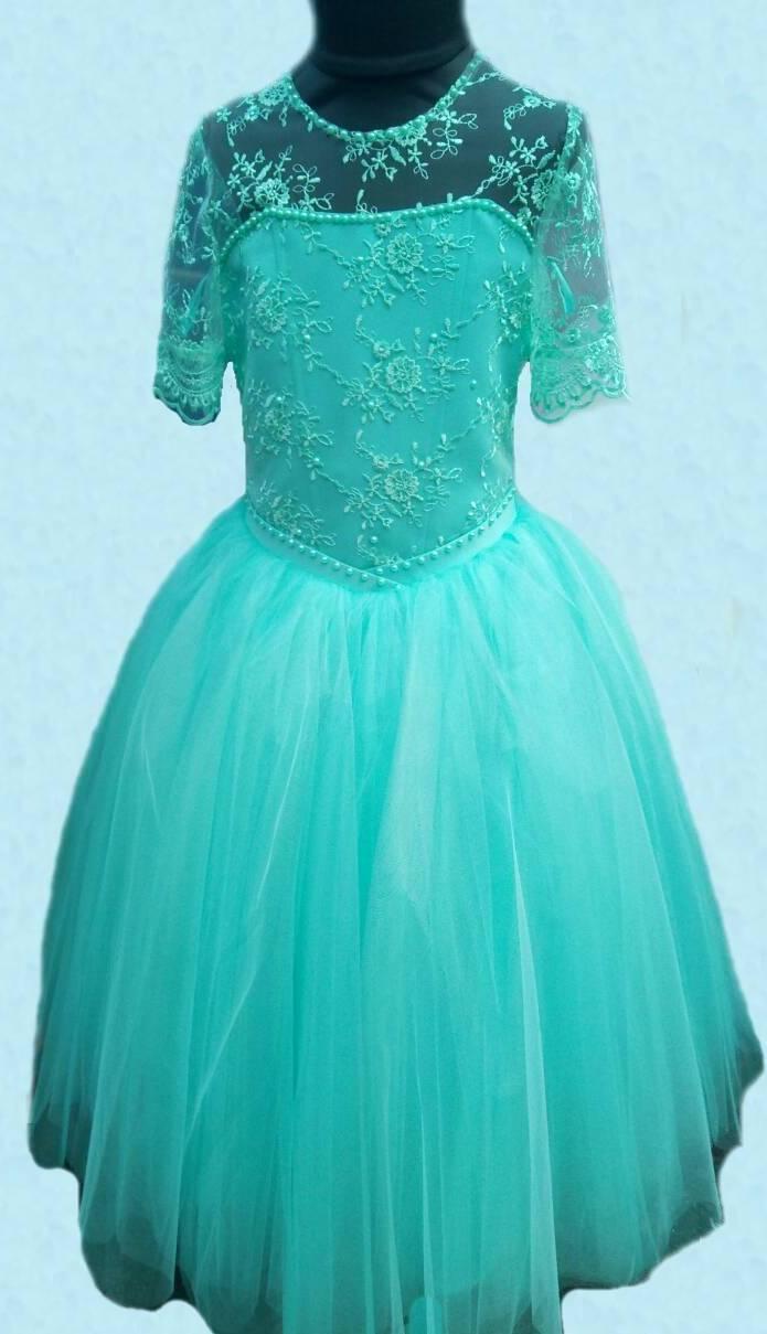 4916b44800e Платье нарядное для девочки 8-10 лет