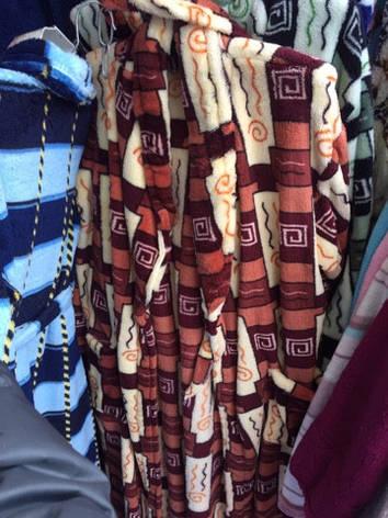 Женский халат Махра банный, домашний, фото 2