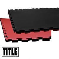 Спортивные маты-паззлы TITLE Puzzle Sport Mat - Black