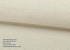 Римская штора лён лайт KL 9018-7 Белый 700*1700 изготовим по вашим замерам