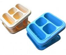 """Пластиковая  подставка для столовых приборов """"Фея"""""""