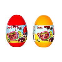 Яйцо-сюрприз с машинкой, (в ассорт.) 14049 ТМ: Maisto