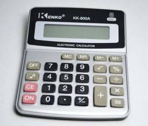 Калькулятор Kenko KK-800A, фото 2