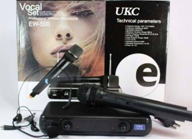 Радиосистема Микрофон  EW 500H  с гарнитурой, фото 2