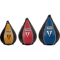 Пневмогруша скоростная TITLE Quik-Tek Super Speed Bag
