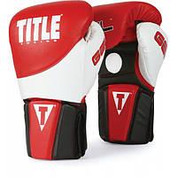 Боксерские перчатки-лапы TITLE GEL Tri-Brid Training Gloves