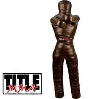 Манекен-кукла для борьбы и ММА TITLE FreestyleThrowing,Grappling