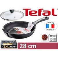 Сковорода TEFAL  диаметр поддона 28 см