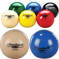 Медицинский мяч Медбол THERA-BAND SoftWeights 0.5-3 кг