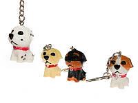 Собаки  брелочки 3.5 см  (12)